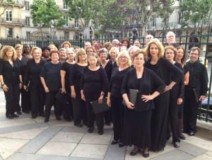 Tallahassee Community Chorus - Paris Festival 2013
